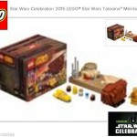 Un mini set LEGO exclu pour la Star Wars Celebration