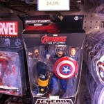 Marvel Legends - BAF Thanos Catpain America Avengers Age of Ultron