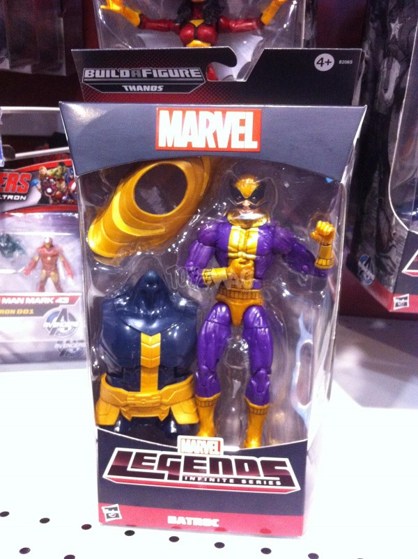Marvel Legends - BAF Thanos