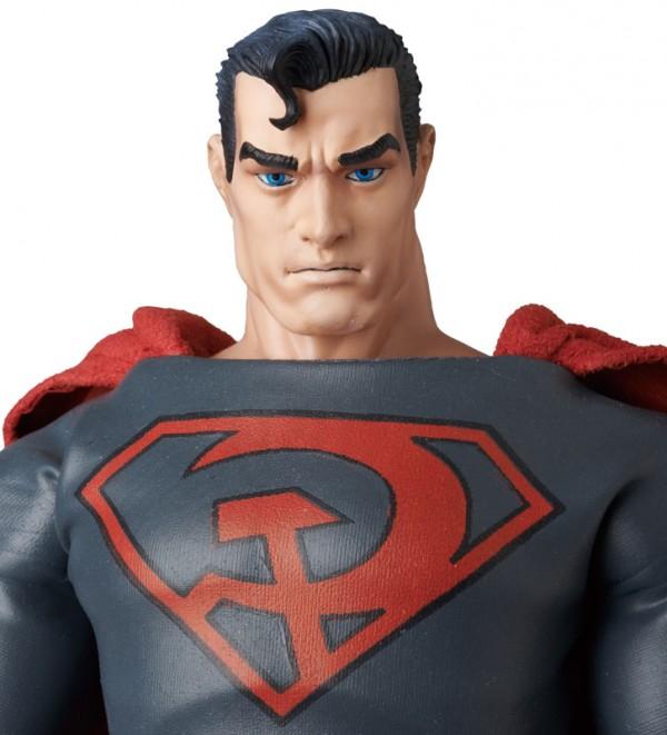 Superman Redson RAH par Medicon