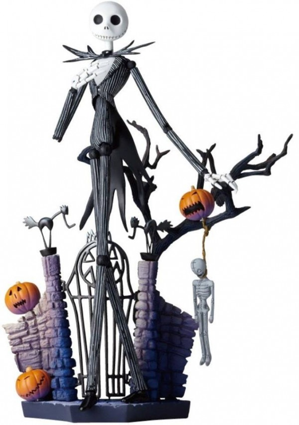 Legacy of Revoltech Jack Skellington by Kaiyodo
