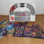L'Instant Vintage: ToysFocus Le Circuit Batman TAS (Polistil 1993)