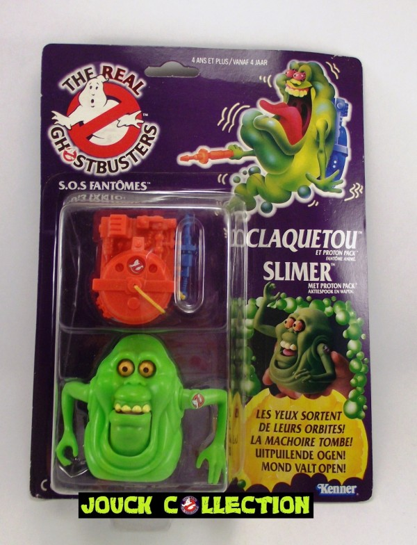 Slimer proton pack version française