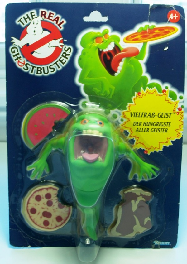 Slimer version allemande