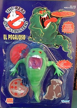 Slimer version argentine