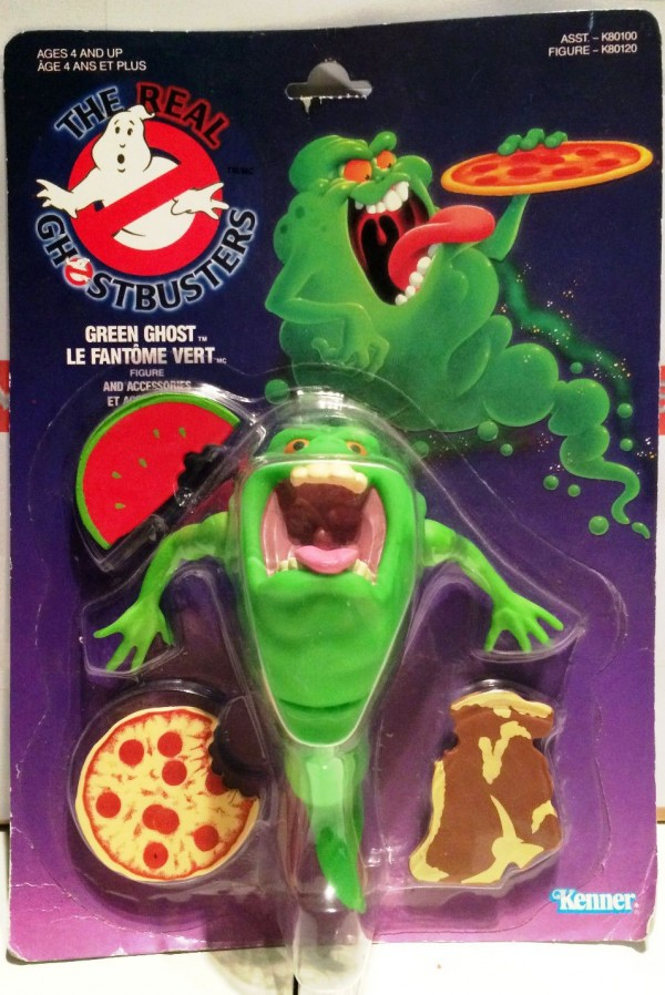 Slimer version canadienne