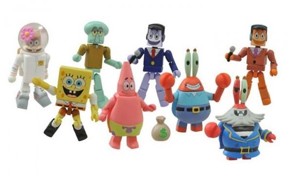 SpongeBobSquarePantsMinimates01