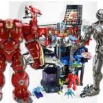 Focus sur les jouets Avengers : l'Ère d'Ultron