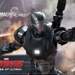 Avengers AoU : War Machine par Hot Toys