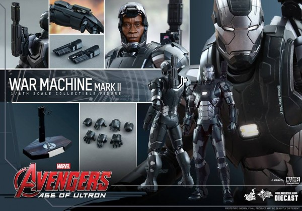 avengers war machine hot toys 3