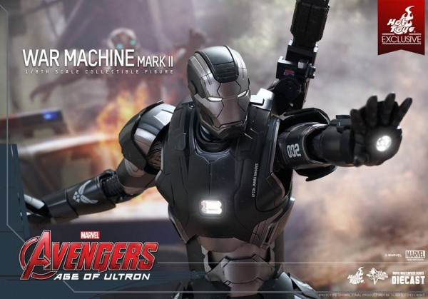 avengers war machine hot toys
