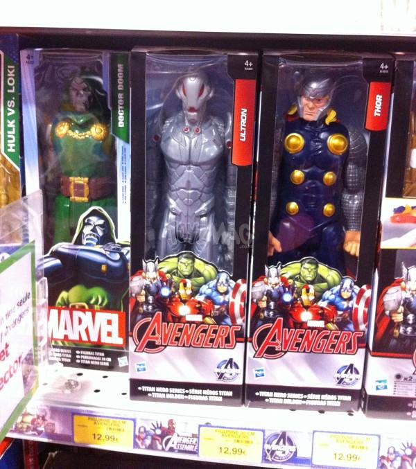Ultron avengers Titan Series