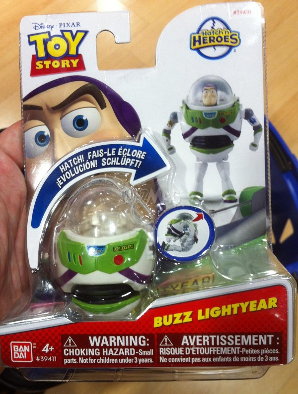 bandai Hatch'n heroes toy story 1