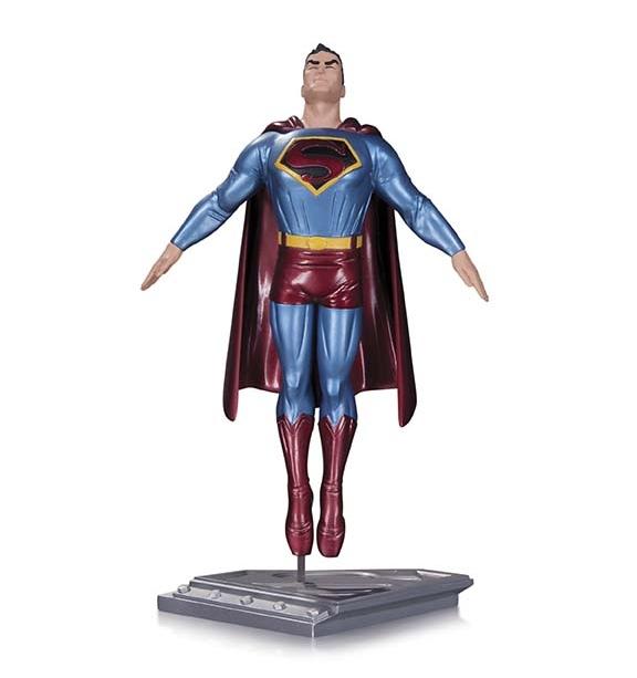 SUPERMAN THE MAN OF STEEL SUPERMAN BY DARWYN COOKE STATUE