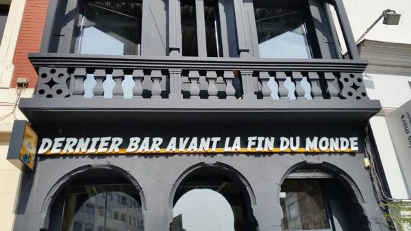 Dernier Bar avant la Fin du Monde LILLE