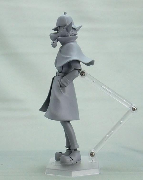 Figma Sherlock Holmes