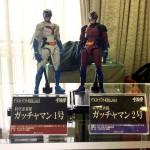 Gatchaman, les nouvelles figurines de la bataille des Planètes