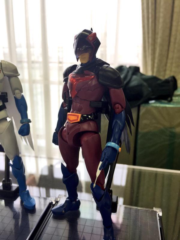 Tatsunoko Heroes FightinGear series Gatchaman Baille des planèts Battle of Planets figurnes 2015