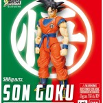 S.H.Figuarts Son Goku exclu Galeria Tamashii Nations Mexico 2015