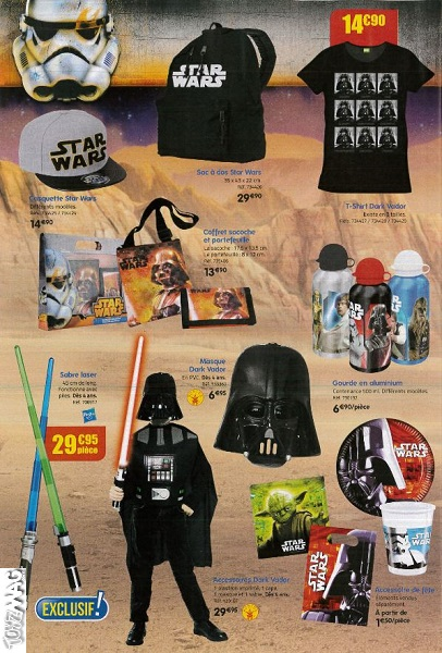 goodies grande recre star wars