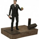 Des figurines pour la série TV Gotham