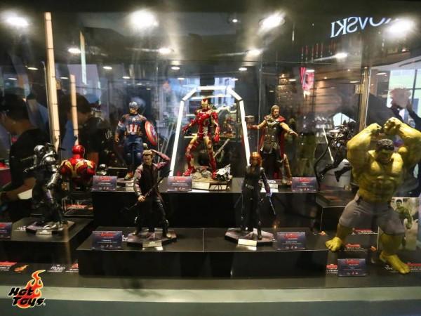 hot toys avengers