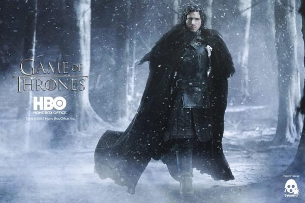 jon snow threezero