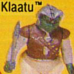 #vswv Klaatu Meccano retour du Jedi 65 back