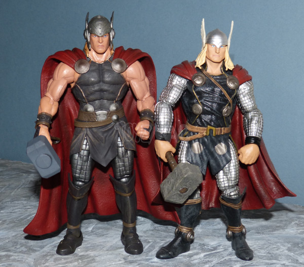 marvel select thor exclu disney 25