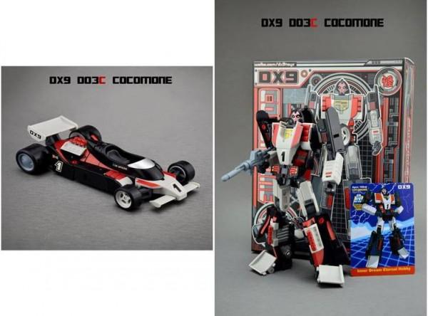 DX9 D03C - Cocomone