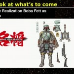 Star Wars Celebration : Boba Fett et d'autres MOVIE REALIZATION