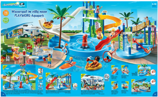 playmo catalogue allemand 2015 aquapark 1