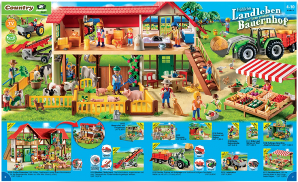 playmo catalogue allemand 2015 ferme 1