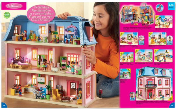 playmo catalogue allemand 2015 maison poupée 1