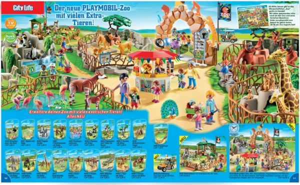 playmo catalogue allemand 2015 zoo 1
