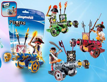 playmobil Pirate Pochette 2015