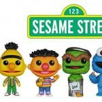 Funko : Sesame Street, côté Pop!
