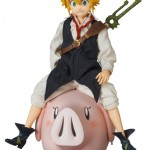 Meliodas – The Seven Deadly Sins – Real Action Heroes