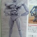 S.H.Figuarts Asuraman prochaine figurine de Muscleman
