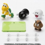 S.H.Figuarts Enemy sets pour Mario Bros
