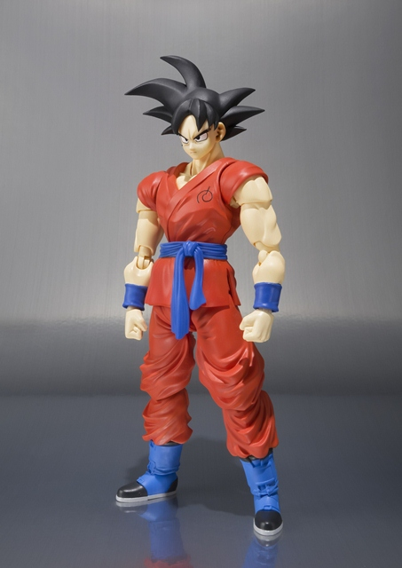 S.H.Figuarts de Son Goku Super Saiyan God Super Saiyan
