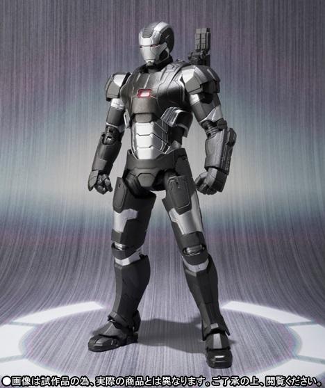 s.h.figuarts war machine markII Age Of Ultron / Ere d'Ultron Avengers