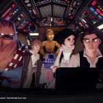 Star Wars rejoint Disney Infinity 3.0