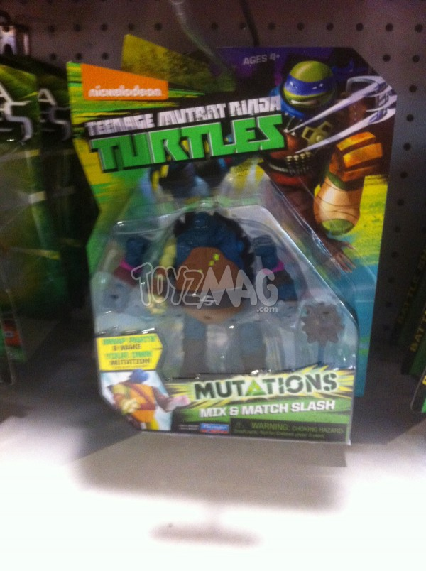tmnt mutation tortues ninja