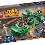 Les nouveaux LEGO Star Wars arrivent en Juin