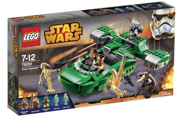 75091 Flash Speeder LEGO Star Wars
