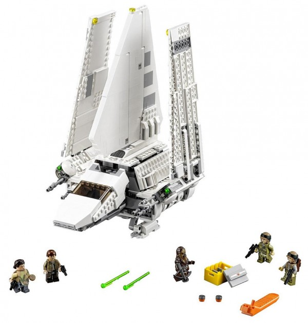 75094 Imperial Shuttle Tydirium™ LEGO® Star Wars™