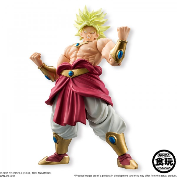 Broly - Dragon Ball Z Shodo