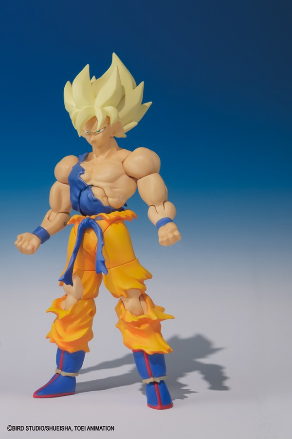 DRAGON BALL Z SHODO SUP SAIYAN SON GOKU