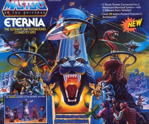Playset d'Eternia